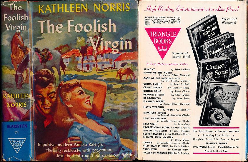 The Foolish Virgin (Hardcover edition)
