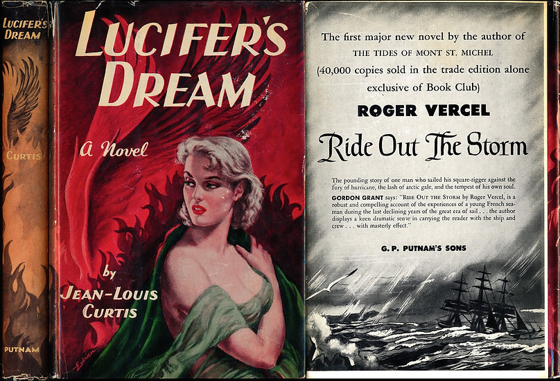 Lucifer's Dream (First US Edition)
