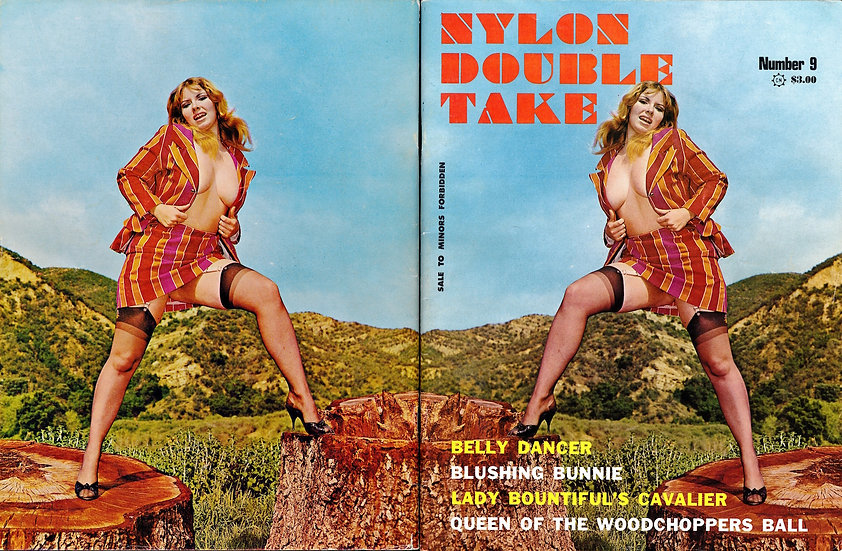 Nylon Double Take (Vintage adult magazine, 1968)