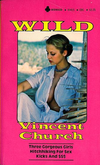 Wild (Vintage adult paperback, Joanne Latham front cover, 1980)