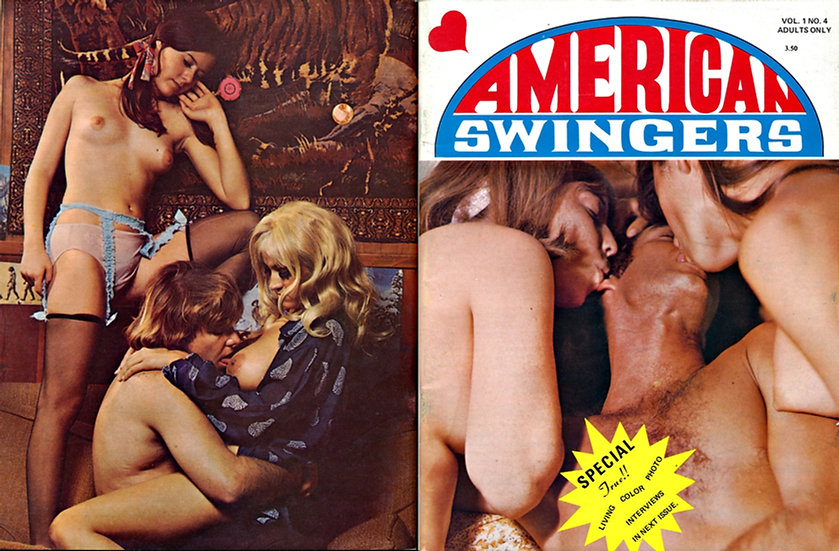 American Swingers (vintage adult magazine, 1970)