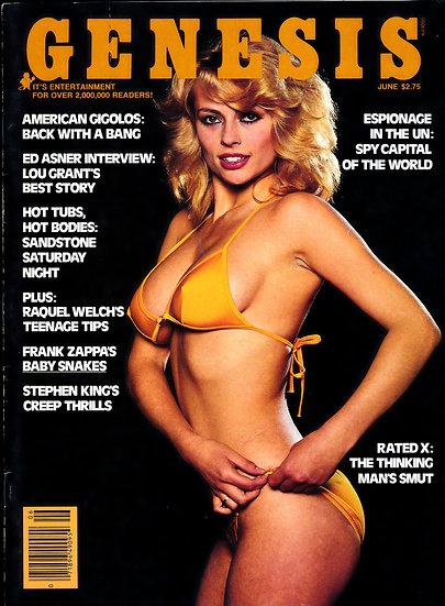 Genesis (Vintage adult magazine, 1980)