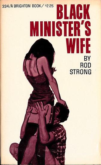 Black Minister's Wife (Vintage Adult Paperback)