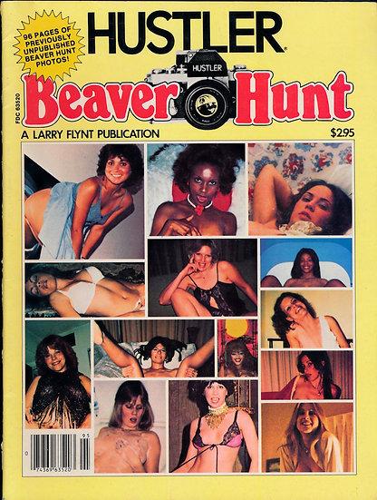 Beaver Hunt (Vintage adult magazine, premiere issue, 1979)