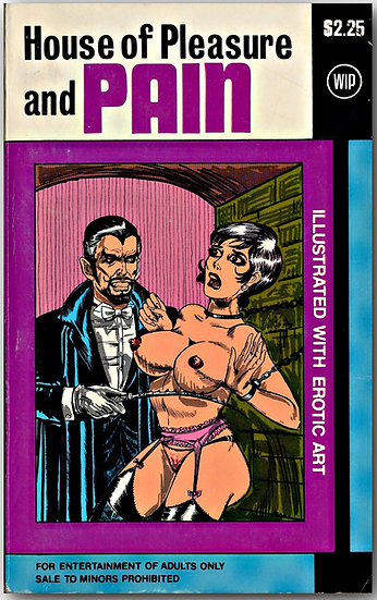 House of Pleasure and Pain (Vintage Paperback)