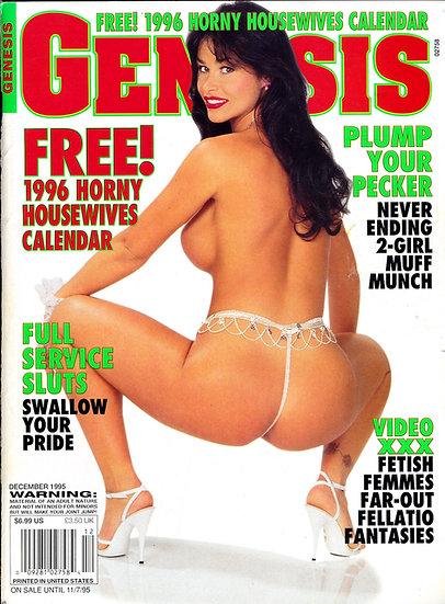 Genesis (Vintage adult magazine, 1995)