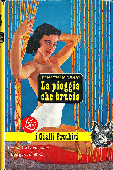 La pioggia che brucia [Case of the Village Tramp] (Italian Edition)