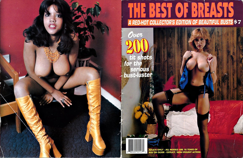 The Best of Breasts (Vintage adult magazine, 1995)