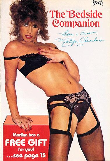 The Bedside Companion (Vintage adult digest catalog, 1980s)