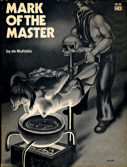 Mark of the Master (First Edition)