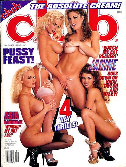 Club (Vintage adult magazine, 1997)