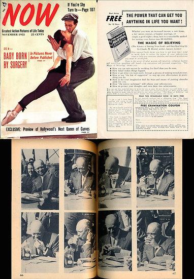 Now (Vintage digest magazine, Nov 1953)