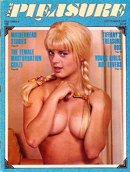 Man's Pleasure (Vintage adult magazine, 1977)