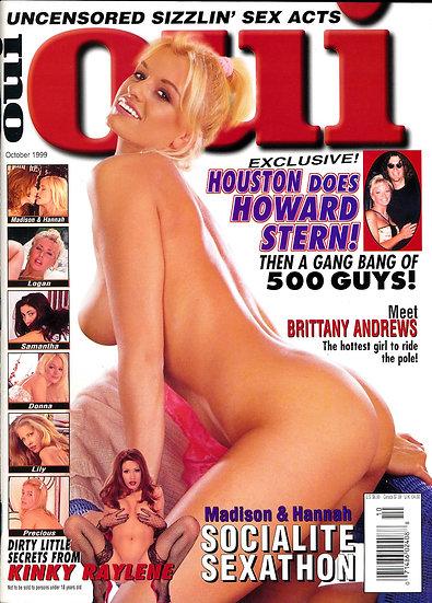 Oui (Vintage adult magazine, 1999)