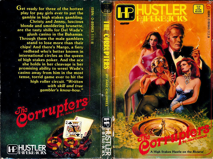 The Corrupters (Paperback Original, 1980)