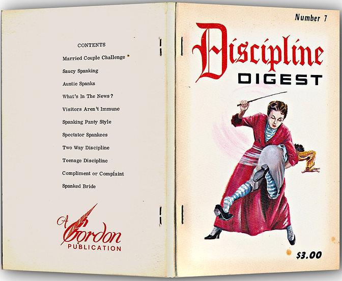 Discipline Digest, Number 7 (First Edition)