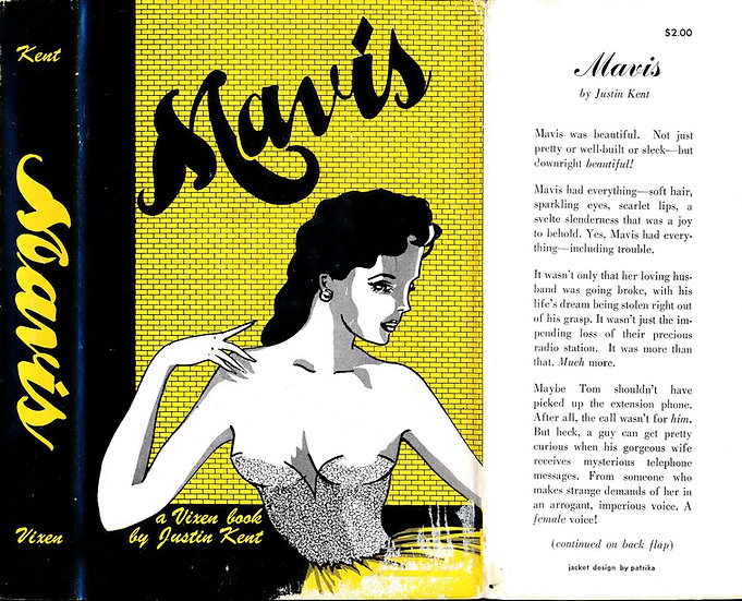 Mavis (First Edition)