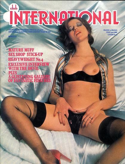 Club International (Vintage adult magazine, 1977)