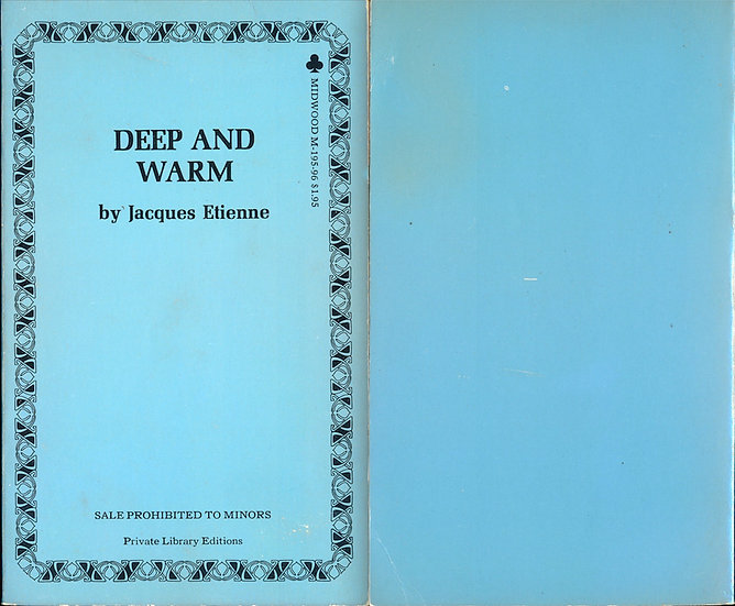 Deep and Warm (vintage adult paperback)