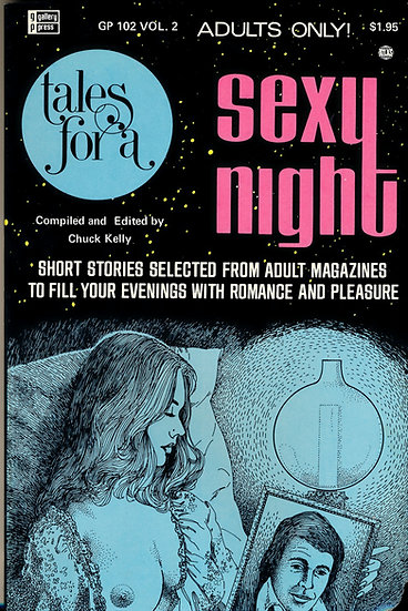 Tales for a Sexy Night, Volume 2 (Vintage Paperback, 1973)
