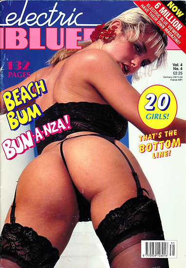 Electric Blue (Vintage British adult magazine, 1990s)