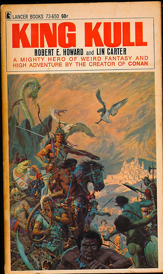 King Kull (First Edition, Andrew J. Offutt's copy, 1967)