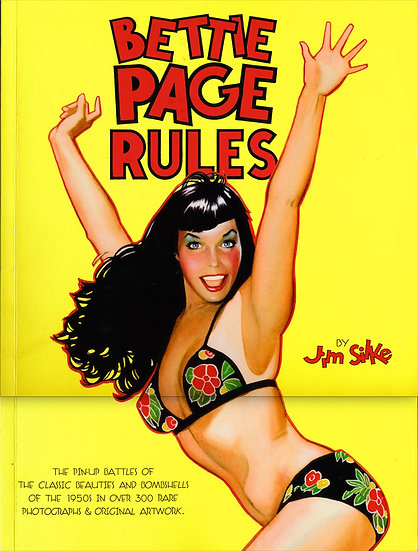 Bettie Page Rules (Softcover edition)