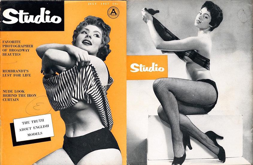 Studio (vintage pin-up magazine)