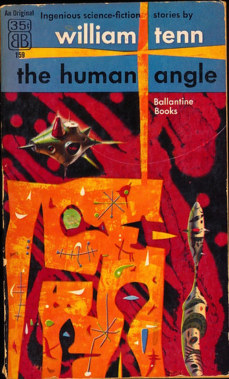 The Human Angle (First Edition, Offutt's copy, 1956)