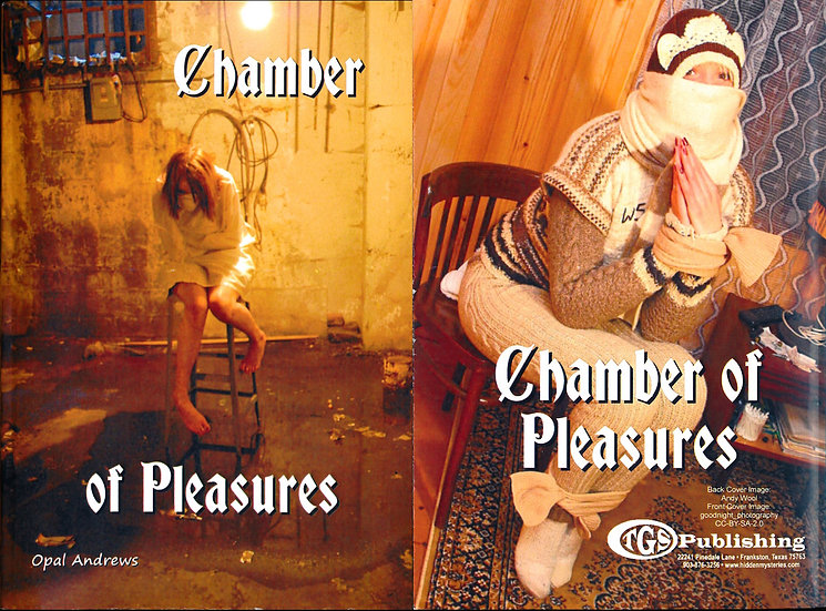Chamber of Pleasures (Softcover edition, 2015)