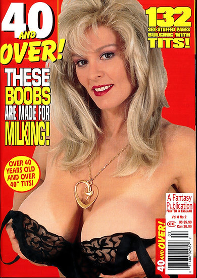 40 and Over! (Vintage British adult magazine, 1998)