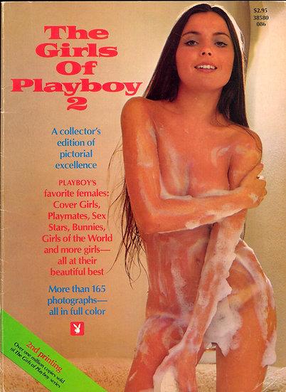 The Girls of Playboy 2 (Vintage adult magazine, 1974)