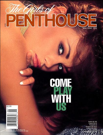 The Girls of Penthouse (Vintage adult magazine, 1999)