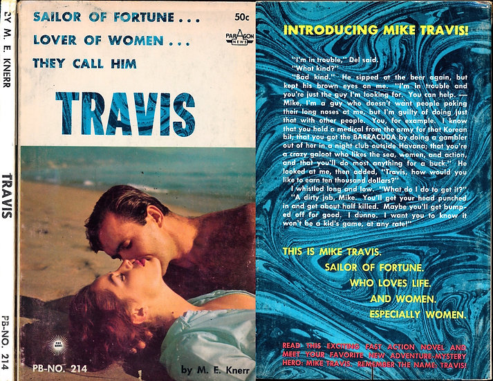 Travis (Vintage paperback, Diane Webber cover)