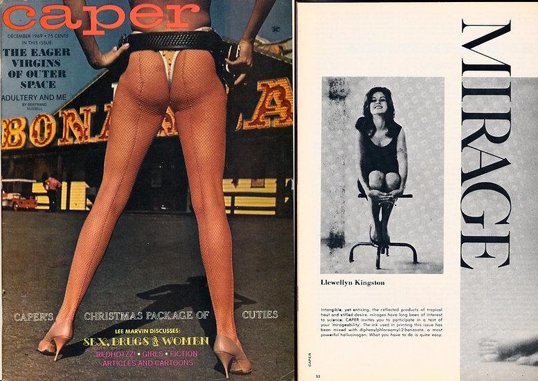 Caper (Vintage adult magazine, recalled issue 1969)