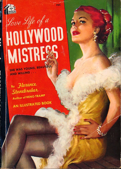Love Life of a Hollywood Mistress (First Edition)