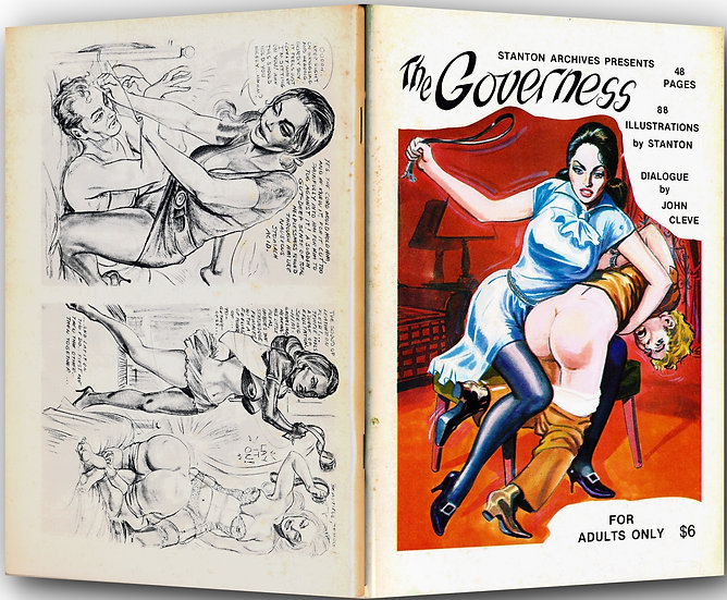The Governess (First Edition, 1975)