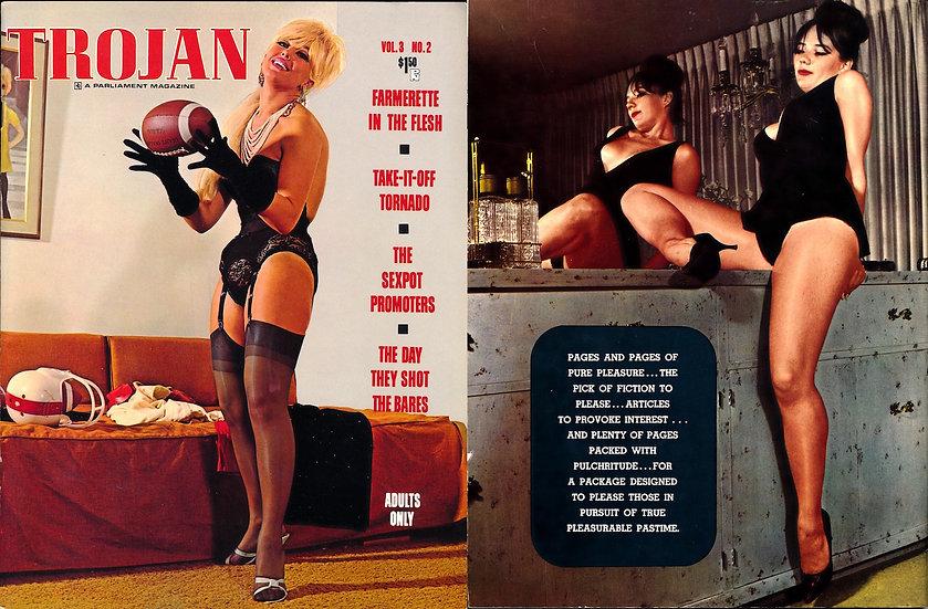 Trojan (Vintage adult magazine, 1965)