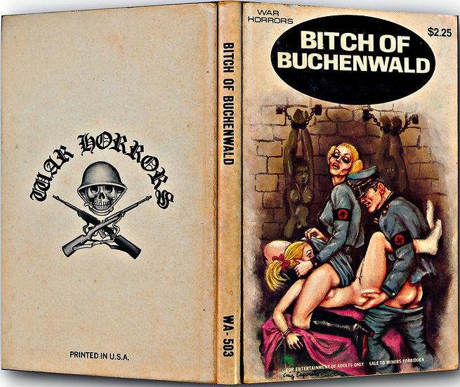 Bitch of Buchenwald (Vintage paperback)