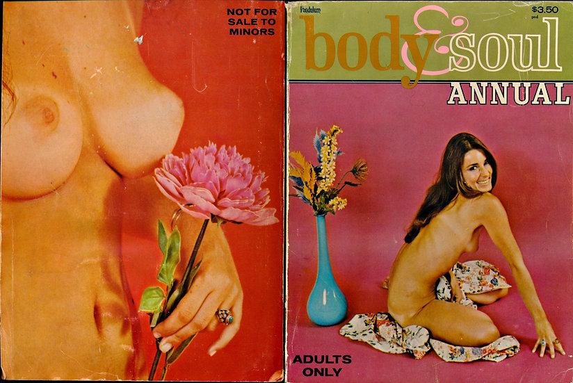 Body & Soul, Annual (Vintage adult magazine, 1970)