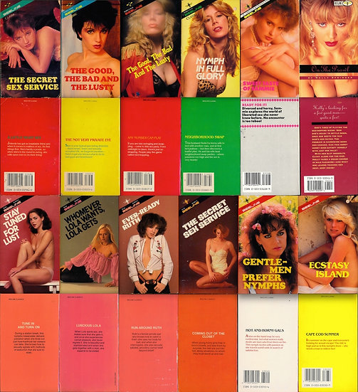 Beeline: Classics Series, Late Night Library, Orpheus (30 adult paperbacks)