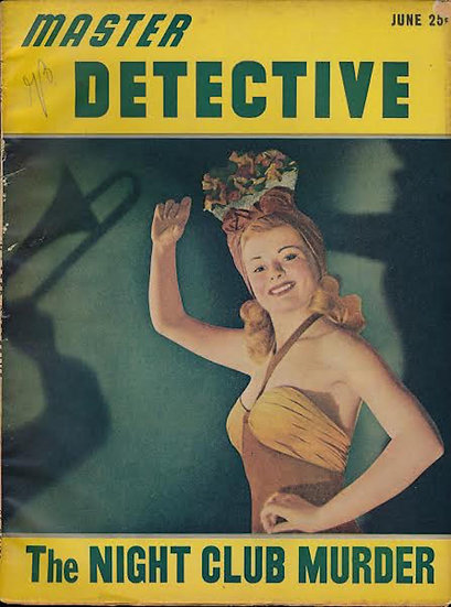 Master Detective (Vintage crime magazine, Jun 1946)