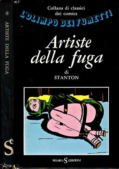 Artiste della fuga [Escape Artists] (Vintage Italian hardcover)