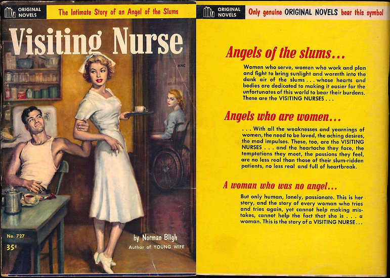 Visiting Nurse (First Edition)