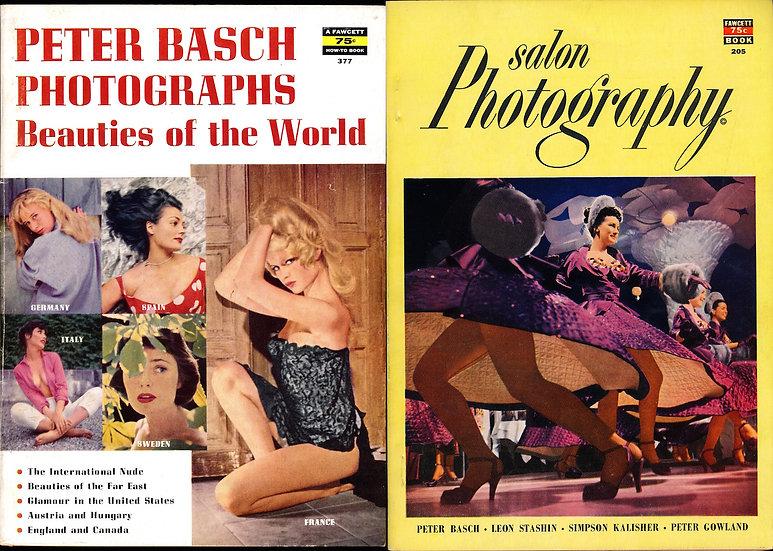 Salon Photography / Peter Basch Photographs Beauties of the World