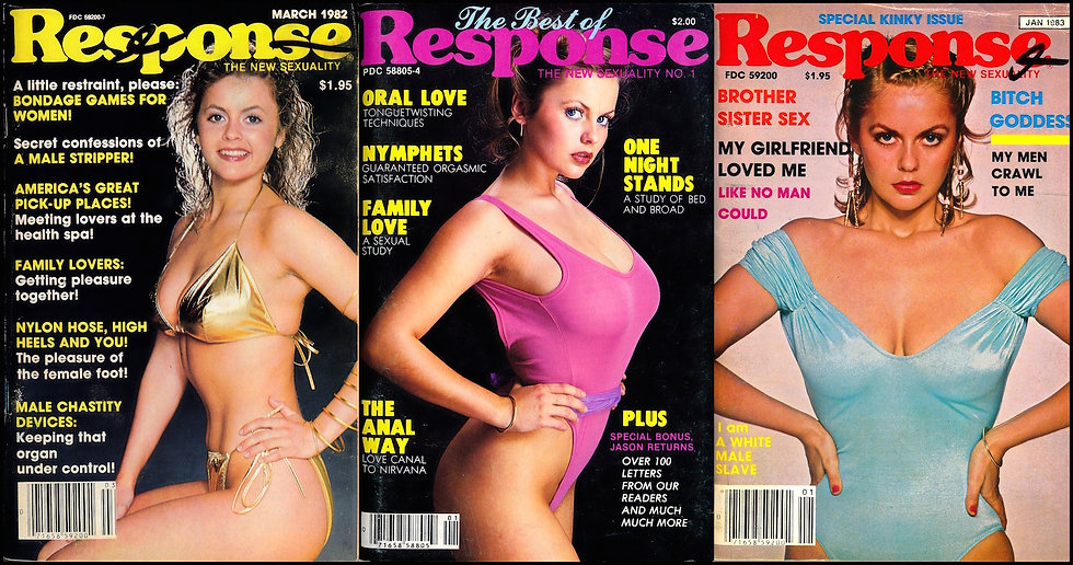 Response: The New Sexuality / The Best of... (Digest Magazines, Joanne Latham)