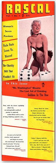 Rascal (vintage digest adult magazine, 1957)