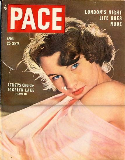 Pace (Vintage magazine, Apr 1950)
