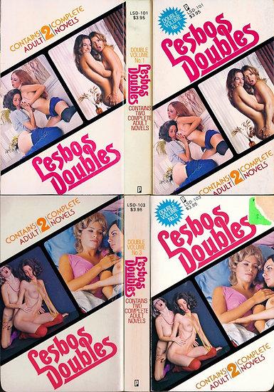 Serena Czarnecki & Jennie O'Reilly (2 vintage adult paperbacks, 1979)