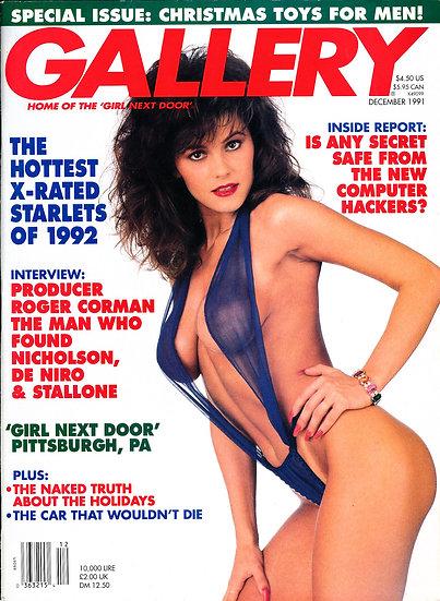 Gallery (Vintage adult magazine, 1991)